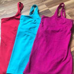 Solid Colored Tank Tops from NY&Co!